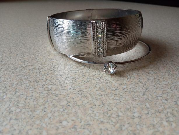 Браслет браслеты под серебро