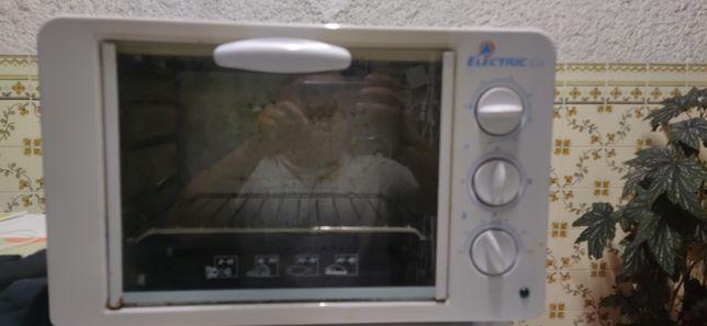 Forno elétrico usado