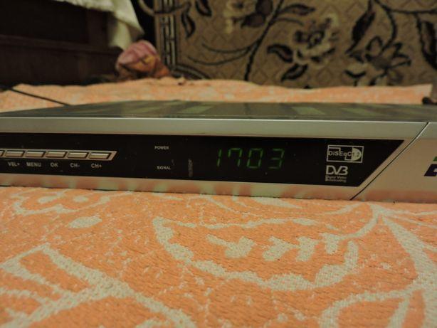 Спутниковый ресивер Eurosky DVB-8004 CA Super