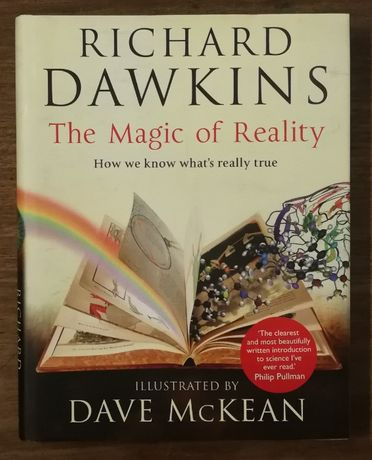 the magic of reality, richar dawkins, ilustrated by dave mckean