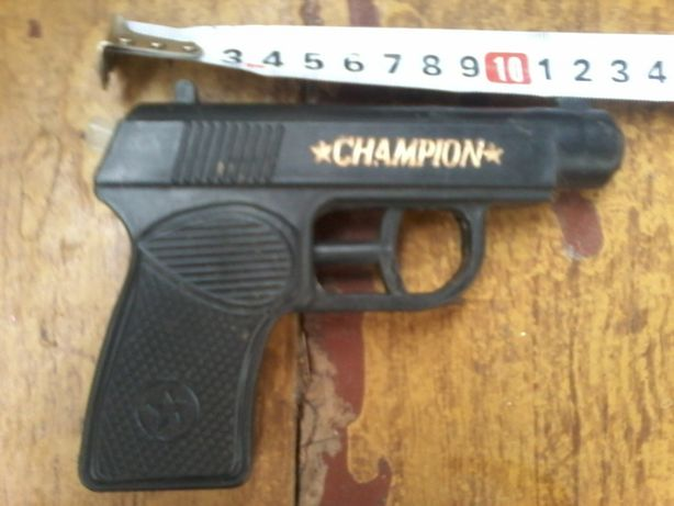Водяной пистолет 80 годов производства СССР