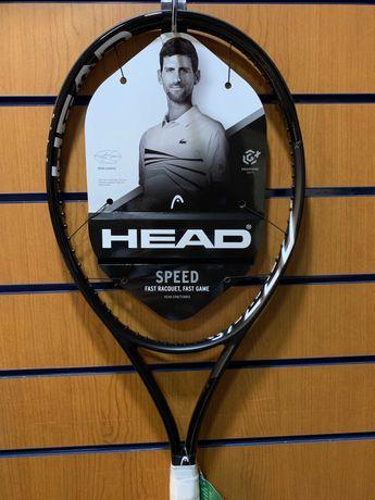 Теннисная ракетка Head Speed Pro Black 2021