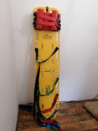 Ironduck deska ortopedyczna nosze ambulans karetka składana okazja