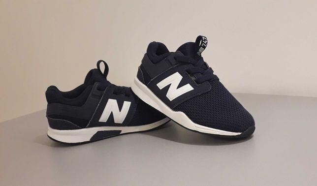 Buty nb new balance 247 nike adidas wkładka 15 cm rozm 24 polecam!