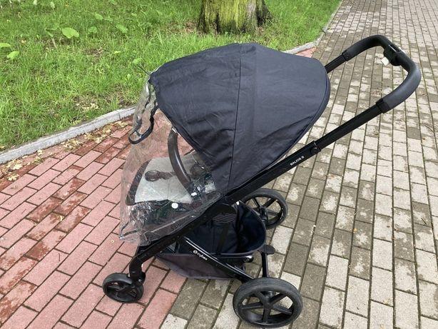 Wózek Cybex Balios S + folia przeciwdeszczowa + uchwyt