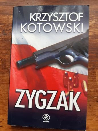 """""""Zygzak"""" - Krzysztof Kotowski. NOWA"""
