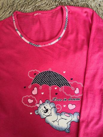 Śliczna różowa bluzeczka od piżamy