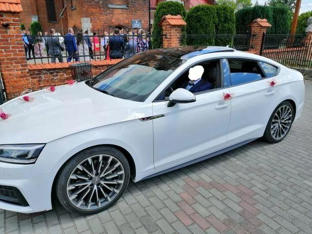Audi a5 Sline auto samochód do ślubu Rzeszów Mielec Lubaczów Jarosław