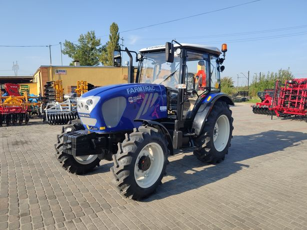Farmtrac 675DTN 75KM NOWY Perkins Carraro 12x12