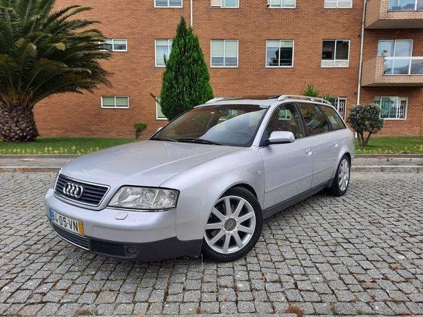 Audi A6 2.5 TDI 150cv 248mil km