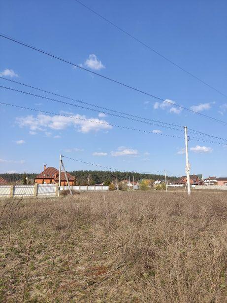 Земельный участок в селе Петрушки