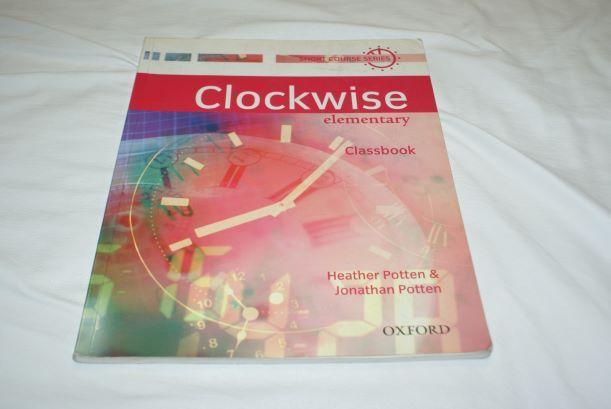 Clockwise elementary classbook Heather Potten