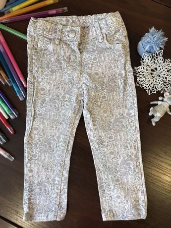 Продам!! Джинсы/штаны/брюки ТМ H&M's р.12-18м.