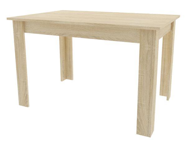 Stół Stolik do kuchni 3 kolory Sonoma Biały DARMOWA WYSYŁKA