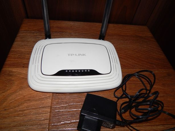 Модем, Роутер, tp-Link N300 (TL-WR841N)