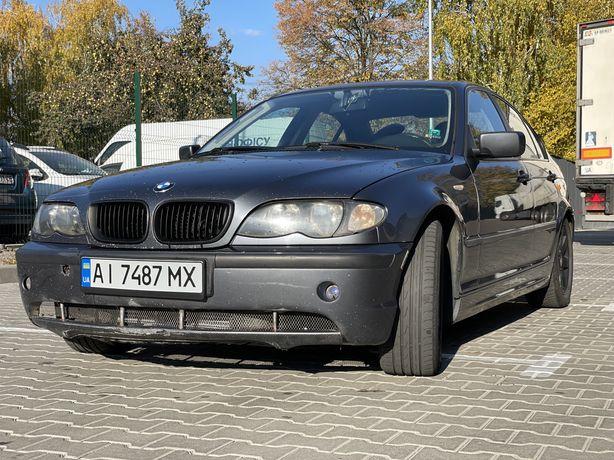 Bmw e46 320d 2003 АКПП