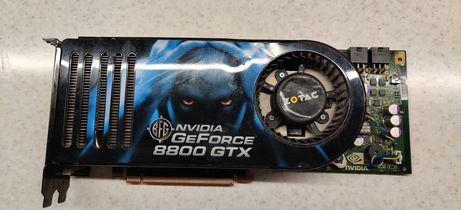 Видеокарта BGF NVidia GeForce 8800 GTX 768Мб