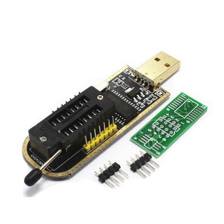 Универсальный программатор I2C/SPI на CH341A