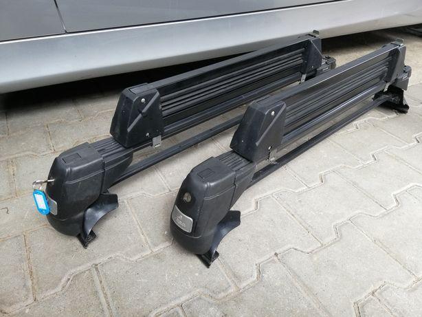Bagażnik samochodowy fappa na narty lub inny sprzęt, seat lub inny wóz