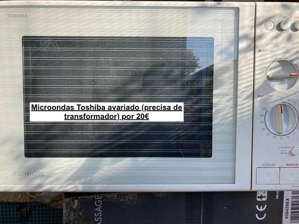 Microondas Toshiba