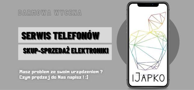 Skup Naprawa serwis telefonów Apple Iphone  samsung blokady FRP