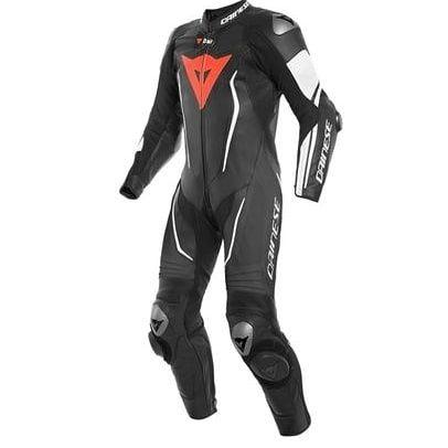 Мотокомбінезон Dainese Misano 2 D-Air Perforated Race Suit знижка