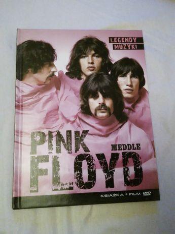 Pink Floyd Meddle /książka +film DVD