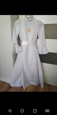 Alba sukienka komunija 134