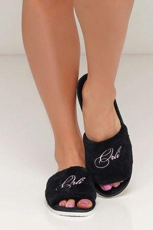 Комнатные тапочки женские, тапки, обувь