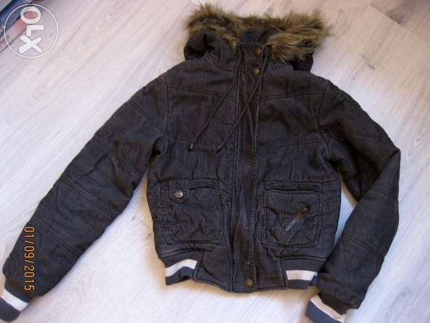 Młodzieżowa kurtka zimowa (roz S)