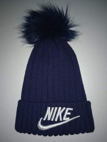 Czapka nowa zimowa Nike