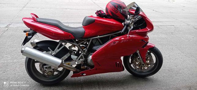 Ducati 900ss zamienię na busa, vana LPG diesel bądź inne ekonomiczne