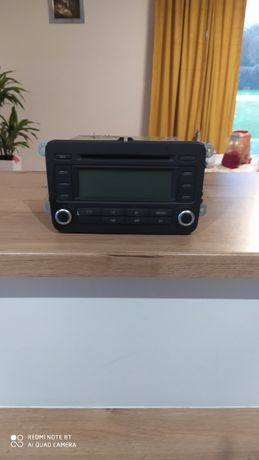 Radio  do Golf V