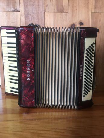 Acordeao / acordeon Hohner Verdi II