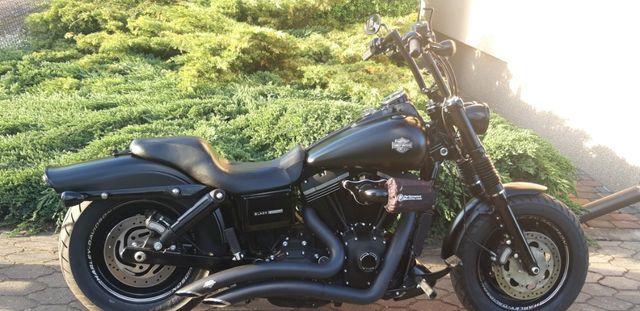 """Harley Davidson FAT BOB 2013 r 1700cm 103"""" Zimowa Cena"""