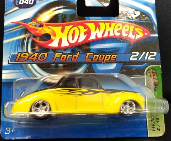 Hot Wheels - '40 Ford Coupe