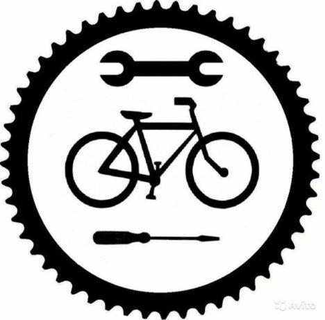 Ремонт велосипедов, ремонт велосипедів, техническое обслуживание .