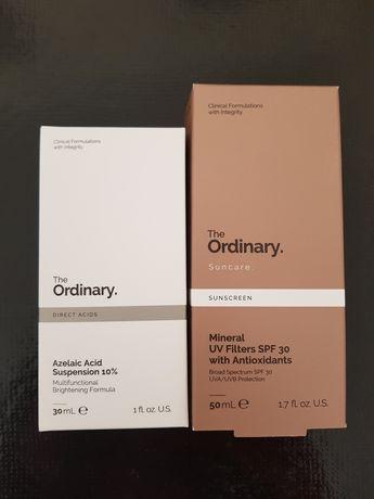 Nowe! The Ordinary Azelaic Acid Suspension + Mineral UV Filters SPF 30