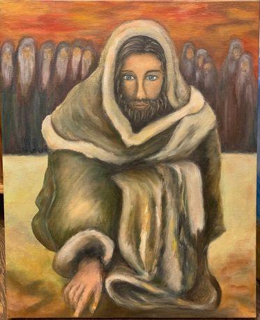 Obraz przedstawiający Jezusa