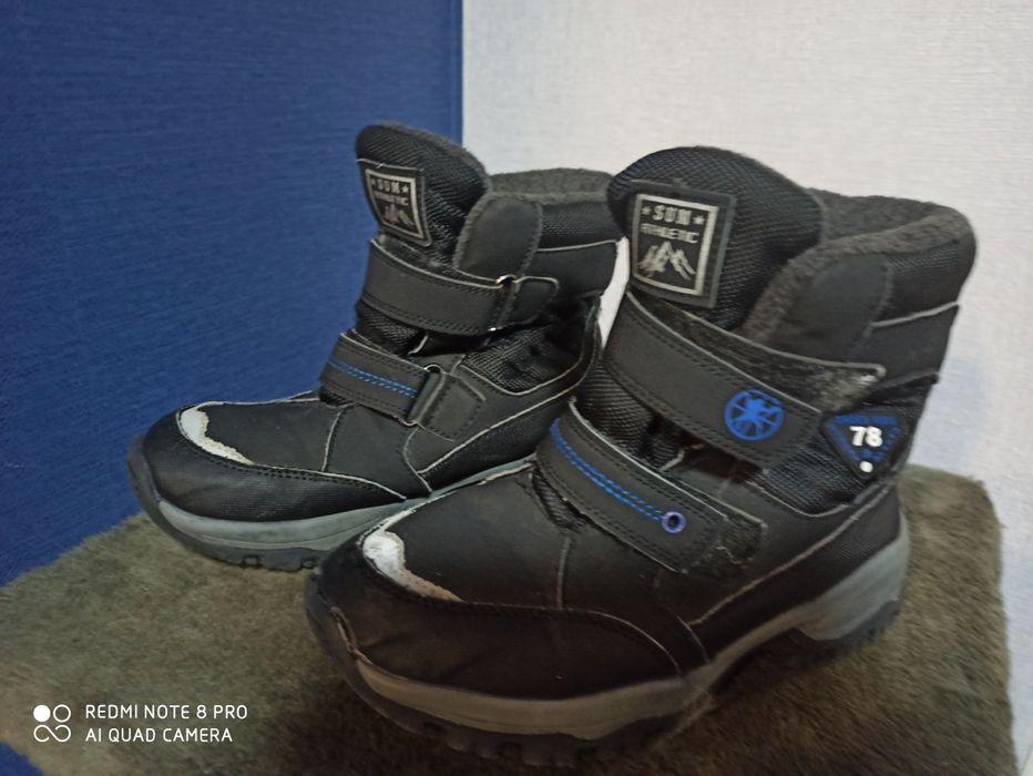 Батинки термо, зимние Чернигов - изображение 1