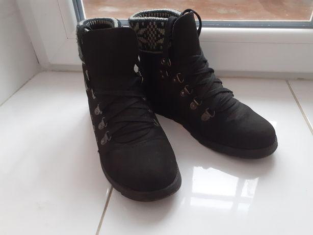 Зимние ботинки (теплые)