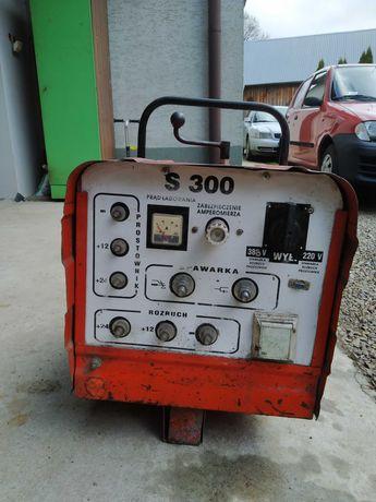 Spawarka transformatorowa S300 ELEKTRODÓWKA