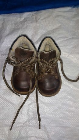 Ботиночки из натуральной кожи на малыша,Primigi,демсезон