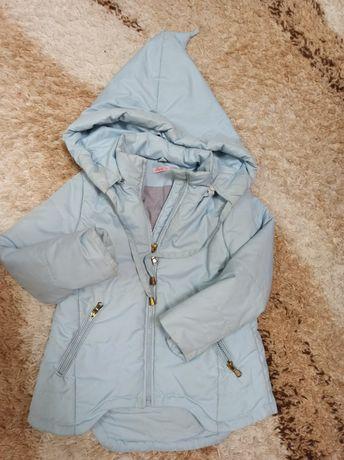 Куртка на підкладці