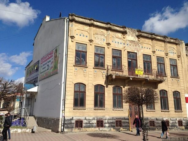 Продаж будинок 1000 м.кв. вул.Шевченка 75 м.Стрий
