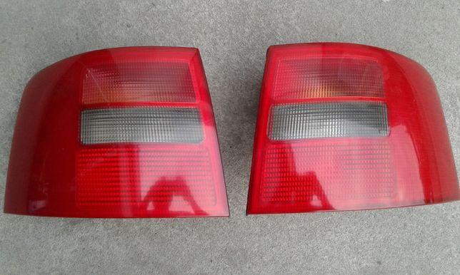 Lampa prawa + lewa tylna Lampy tylne lampy tył AUDI A6 C5 KOMBI AVANT