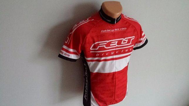 Koszulka rowerowa FELT Mavic Sidi Giro Shimano Specialized