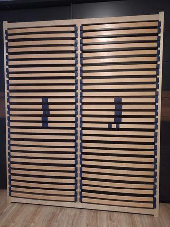 Stelaż drewniany 160x200