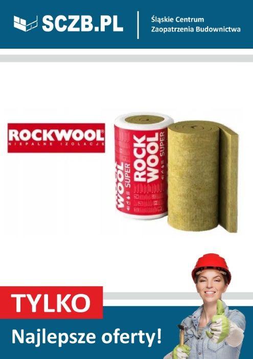 Wełna skalna Rockwool Toprock Super 10cm 15cm 18cm 20cm nie mineralna Tarnowskie Góry - image 1
