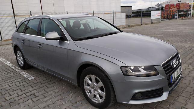 Audi a4 b8 kombi perfekt stan